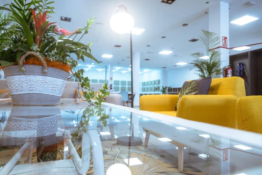 alquilar despacho por horas en malaga